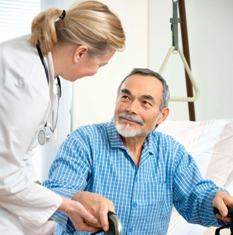 Поздняя реабилитация после инсульта